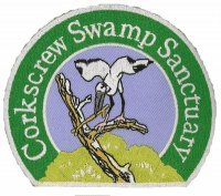 Corkscrew Swamp logo