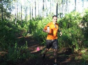 Runner in 2012 CREW 10K