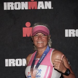 brenda brooks after ironman 2